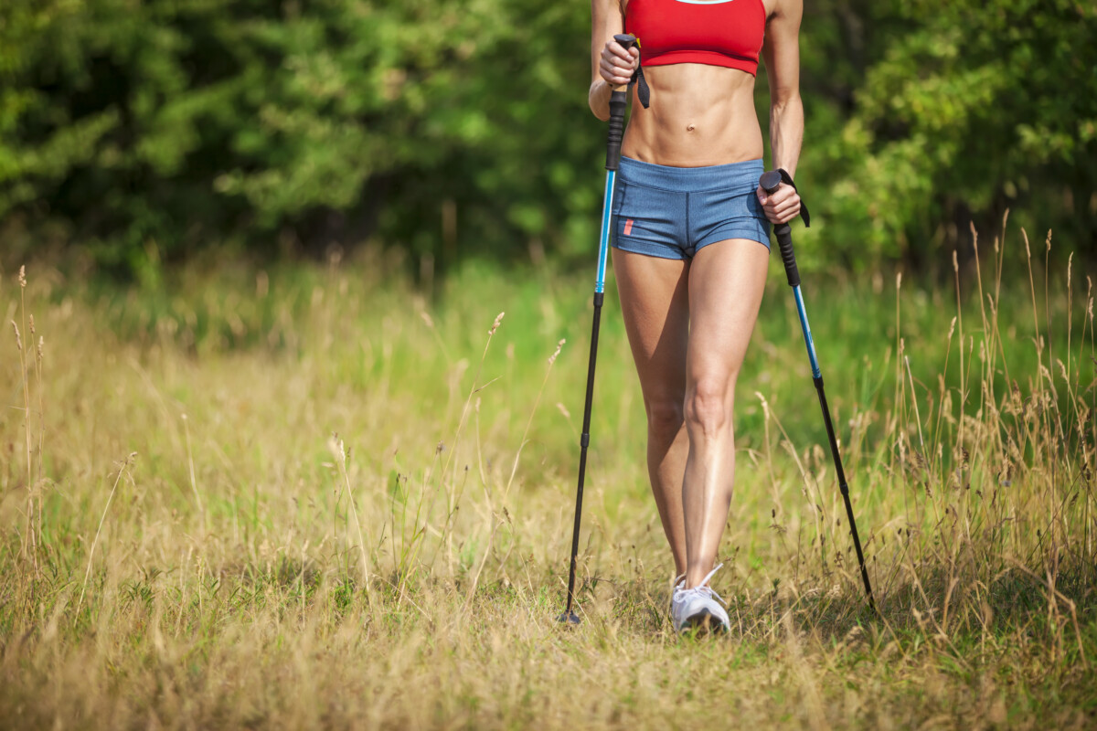 Nordic Walking, il fitness all'aria aperta