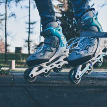 Sport all'aria aperta: in forma con i rollerblade!