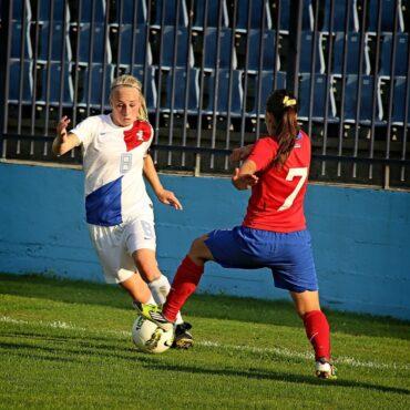 Il calcio è uno sport per donne?